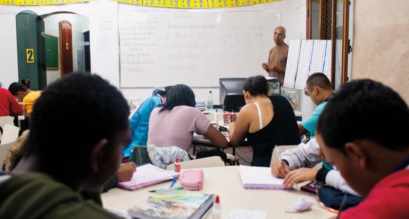 EDUCAÇÃO DE JOVENS E ADULTOS – EJAI INTEGRADA